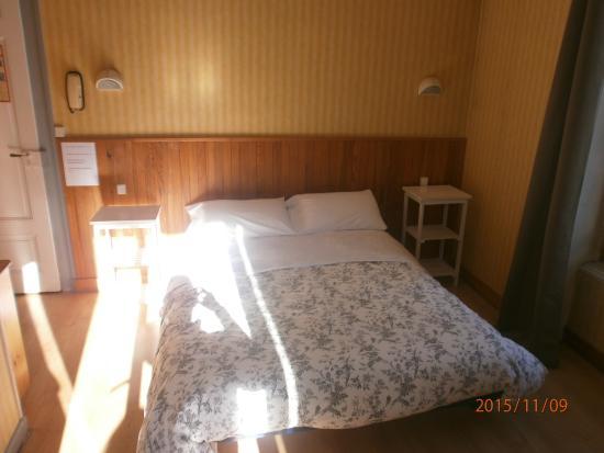 Hotel L'aiguille Verte: Chambre