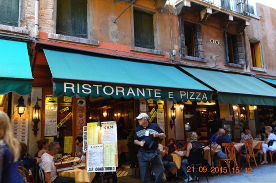 Restaurants Near Una Hotel Venezia