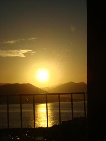 Serra-di-Ferro, Francia: Sonnenaufgang