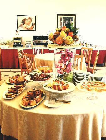 IH Hotel Firenze Business : Breakfast Hall