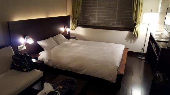 Hotel Grand Vert Kyukaruizawa : Foto van de kamer