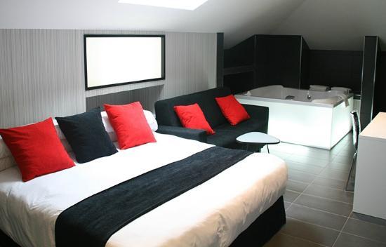 Πίντο, Ισπανία: Habitación Suite