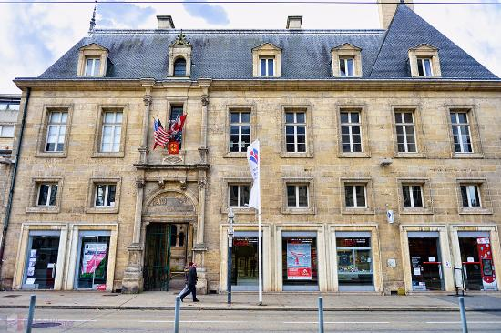 office de tourisme caen