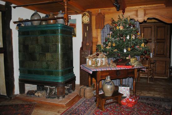 Le Gambrinus : Noël chez nous