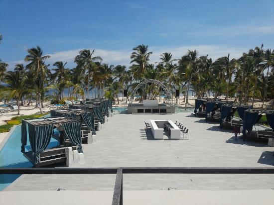 Pearl Beach Club View From Upper Deck