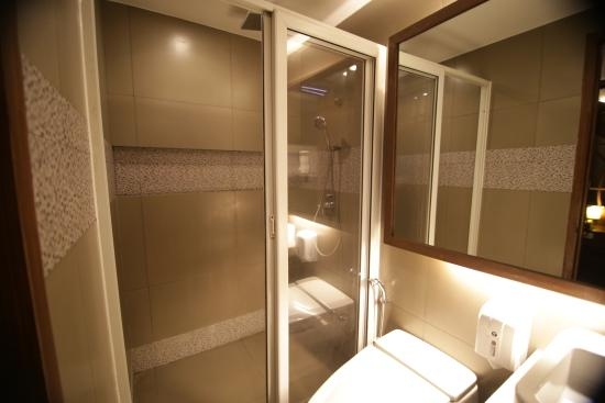 Caloocan, Filipinas: Bathroom
