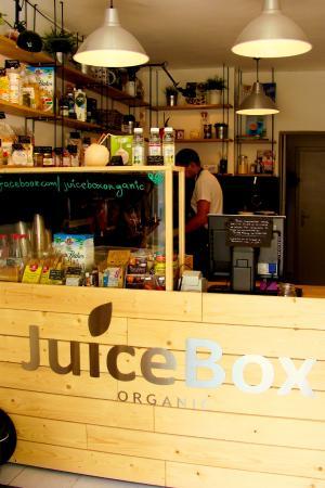 Juice Box Organic