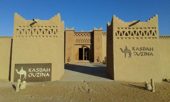 Resultado de imagen de kasbah ouzina