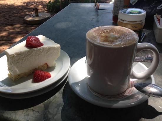 Van Gaalen Kaasmakerij: Best Cheesecake