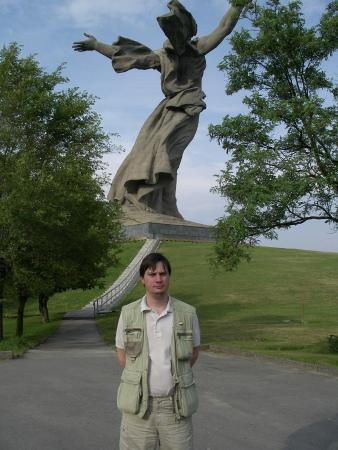 Zhukov Vladimir Your Guide in Volgograd - Day Tours