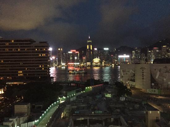 Window View - Sheraton Hong Kong Hotel & Towers Photo