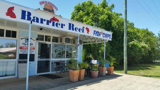 Barrier Reef Fish & Chips
