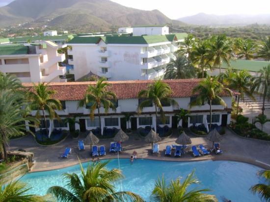 Pueblo Caribe Hotel: Desde la habitación