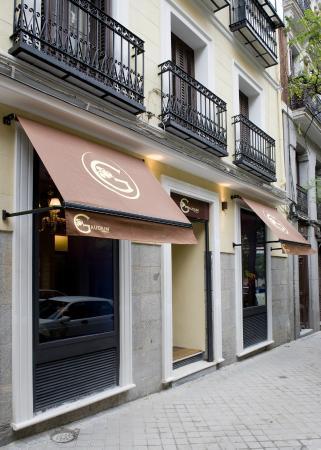 Restaurante Gaudium Chamberí