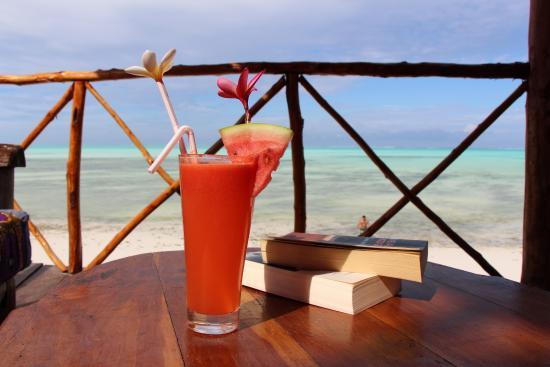 Zanzest Beach Bungalows Restaurant