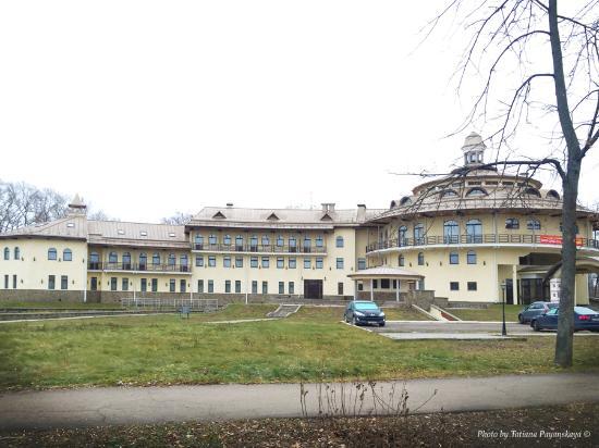 莫斯科夫斯基特拉克特酒店