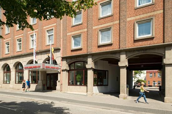 Hotel Berliner Hof: Außenansicht