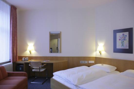 Hotel Berliner Hof: Komfort Doppelzimmer