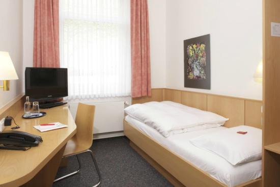 Hotel Berliner Hof: Standard Einzelzimmer