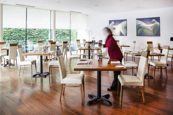 West Coker, UK: Brasserie at Lanes