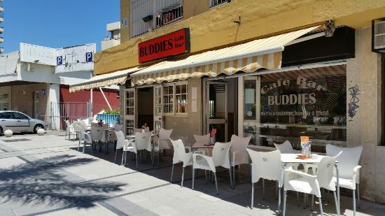 Buddies Cafe/Bar