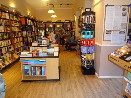 Prospero's Books & Caliban's Coffee