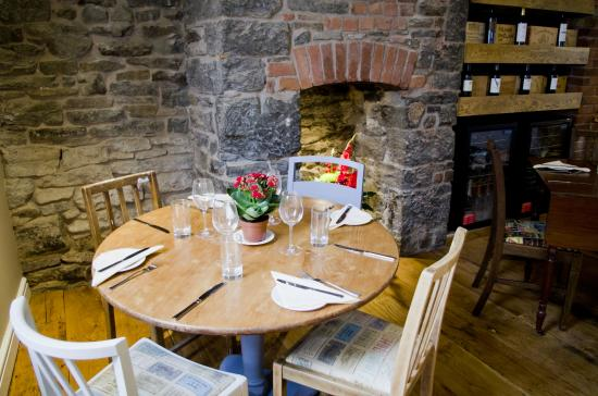 Powys, UK: The Restaurant