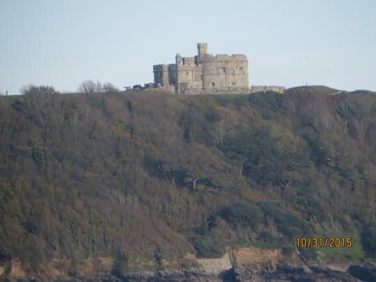 St Austell, UK: Pendennis Castle