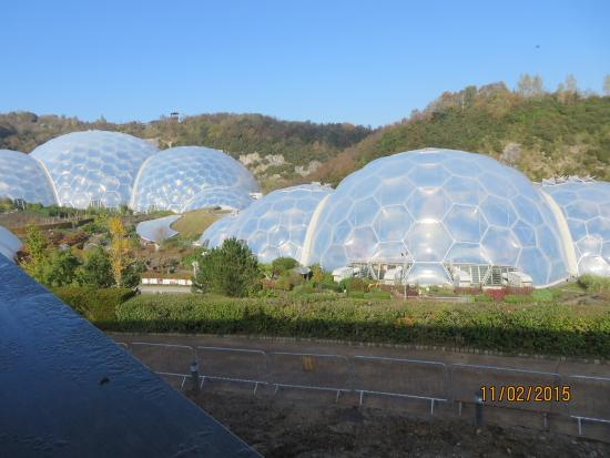 St Austell, UK: Eden Project