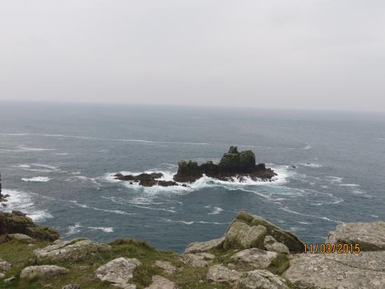 St Austell, UK: Land's End