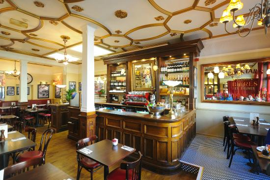 Cafe Rouge Bury St Edmunds Reviews