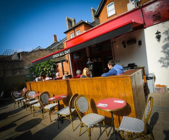 Breakfast Cafe Bury St Edmunds