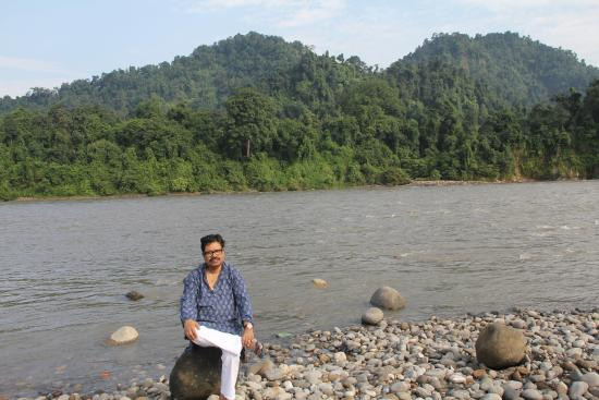 Bhalukpong, India: River Jia Bhoreli