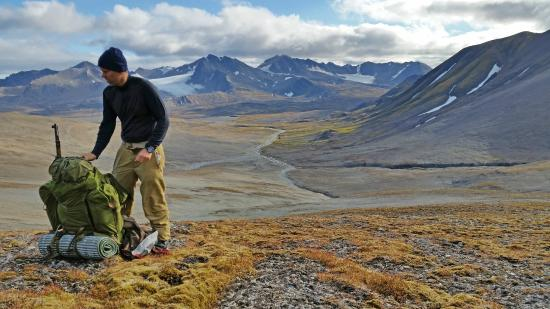 9 Days Hike At Prins Karls Forland The Eastern Most Island