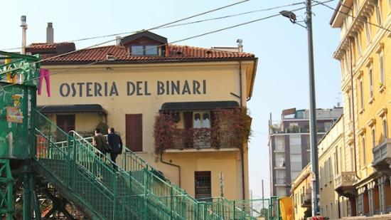 Osteria del binari a porta genova foto di milano a - Osteria porta cicca milano ...
