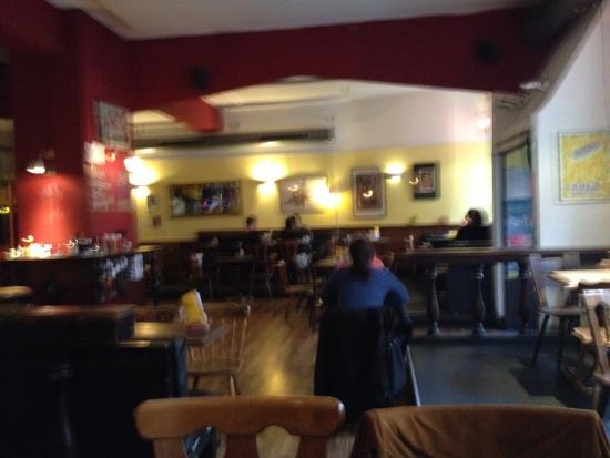 Cafe Vienna: Gastraum