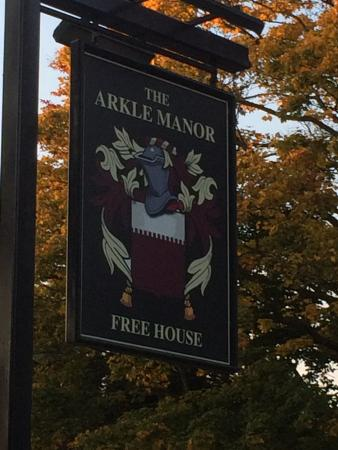 Betchworth, UK: The Arkle Manor