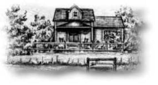 Burton, Teksas: Cedar Tops Cottage