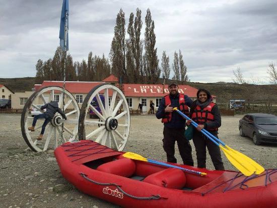 Estancia La Estela: Rafting  - Excursion Full Day