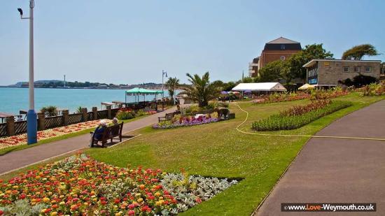 Weymouth, UK: out