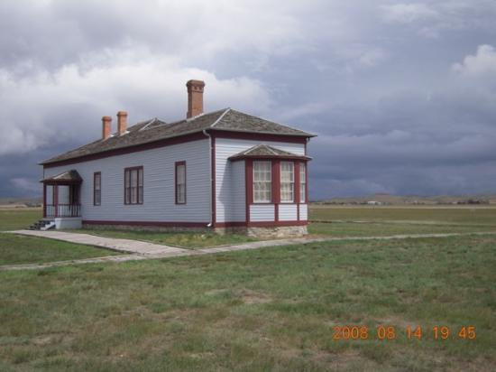 Fort Buford State Historic Site: Exterior
