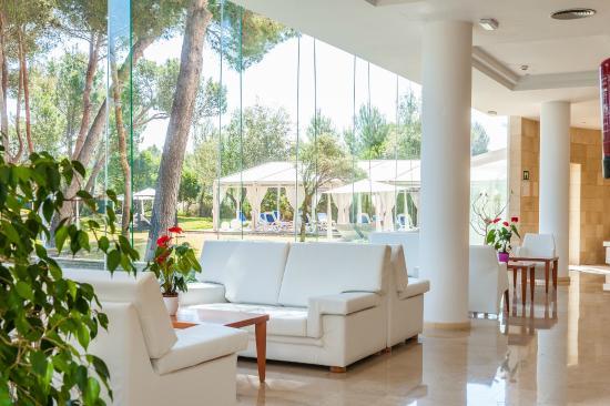 Eix Alzinar Mar Suites - Adults Only: Lobby