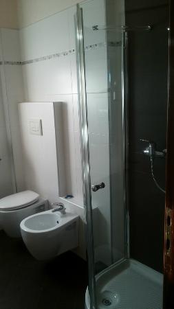 Hotel Europa : bagno