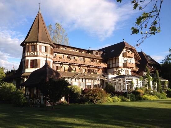 Meyriez, Switzerland: La Pinte du Vieux Manoir