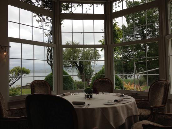Meyriez, Suiza: La Pinte du Vieux Manoir