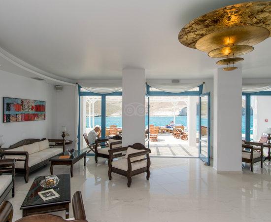 Melian boutique hotel spa prices reviews milos for Boutique hotel milos