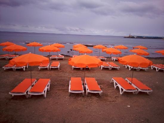 Playa De Los Tarajales