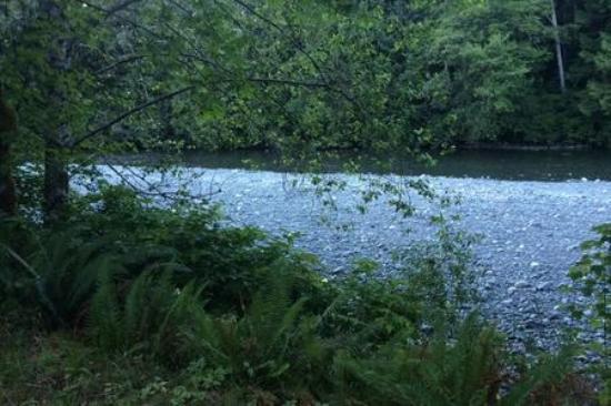 Sayward, Canada: White River