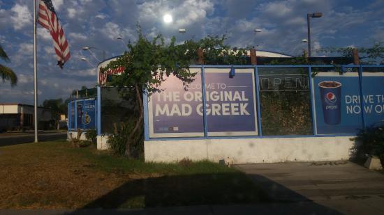 The Mad Greek Restaurant Stanton Ca