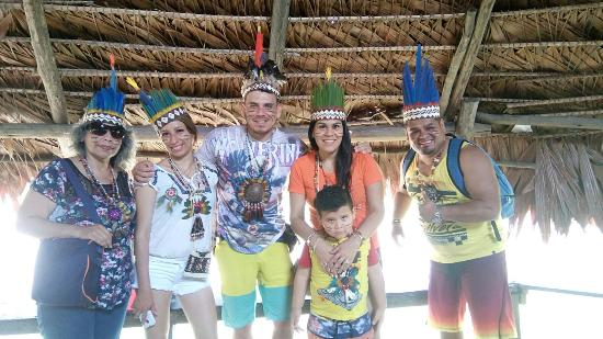 Dorado Express: visita a los bora bora